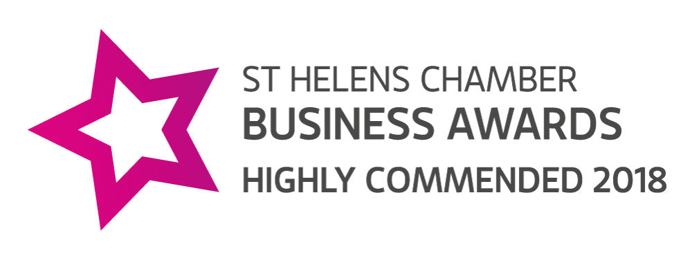 NEWS - BIG highly commended at St Helens Business Awards