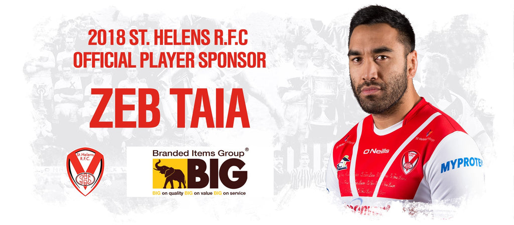 NEWS - Branded Items Group Sponsor Super Saints.