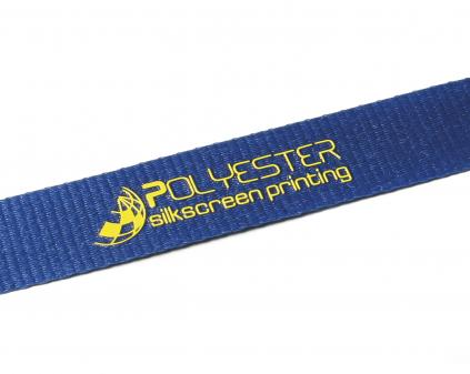 Lanyards 10mm Flat Polyester