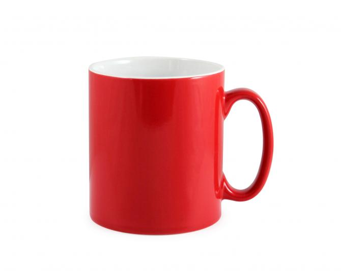 Anti-Bacterial Mug - One Colour Branded