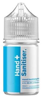 30ML SANITISER - 70 % ALCOHOL