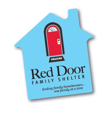 House Fridge Magnet 56mm x 60mm