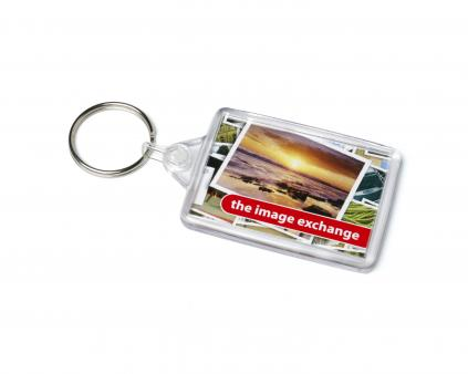 Acrylic Ideal Keyring 41 X 66