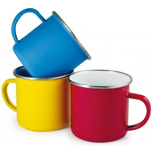 Enamel Colour Coated Mug