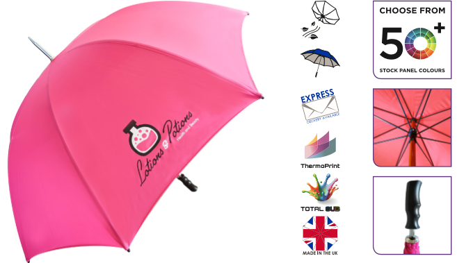 Bedford Walking Umbrella