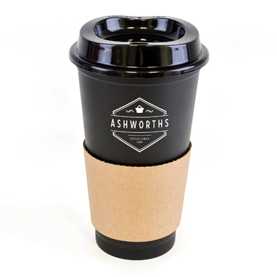 Cafe Branded Take Away Mug