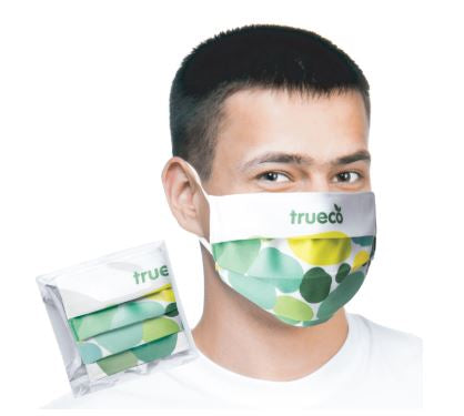 Full Colour Face Mask - Branded