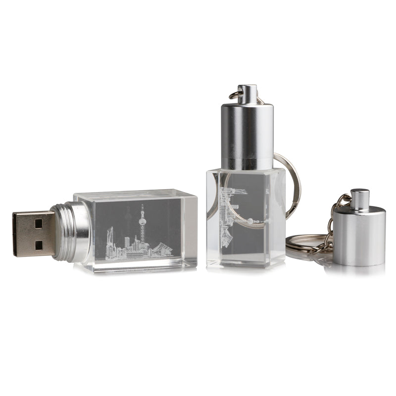 Crystal USB FlashDrive
