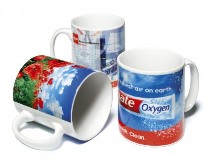 Anti Bacterial - Duraglaze Durham Photo Mug