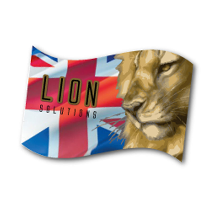 Flag Fridge Magnet 50mm x 68mm