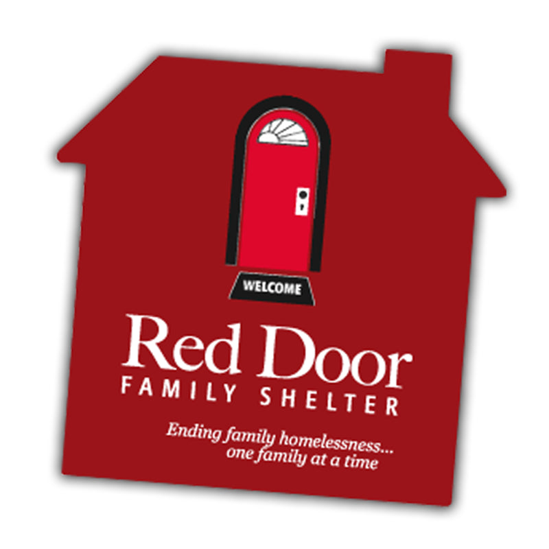 Housing Fridge Magnet 100mm x 100mm