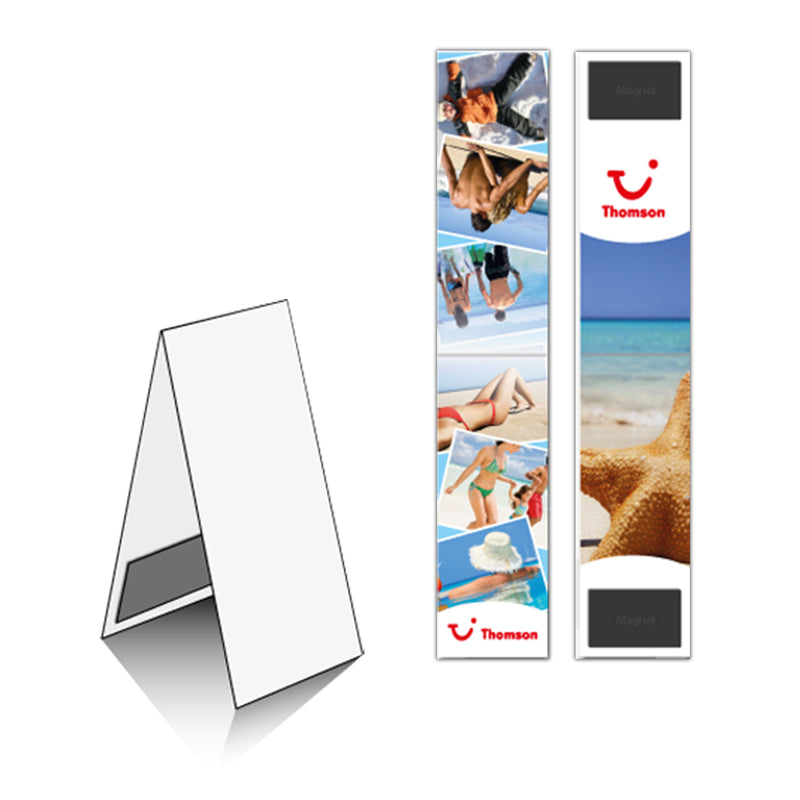 Magnetic Bookmark 210mm x 38mm