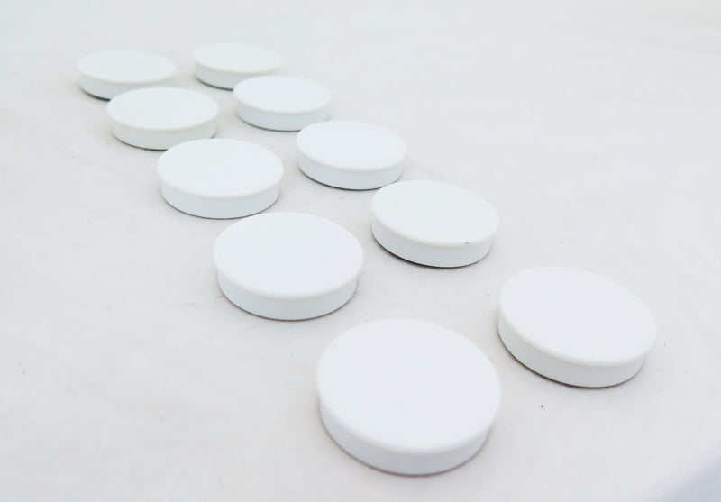 36mm Memo Magnets Plain