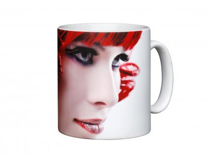Satin-Sub Photo Durham Mugs