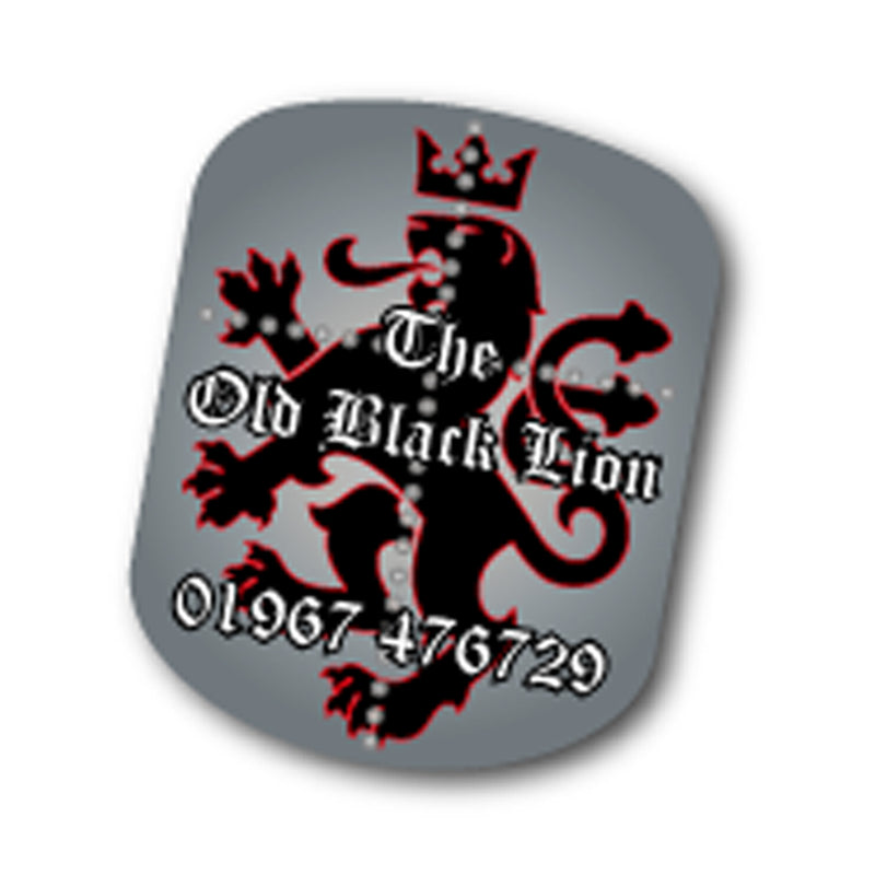 Shield Fridge Magnet 40mm x 50mm