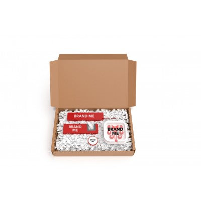 Tech Go Box Extra - Branded Merchandise Gift Box