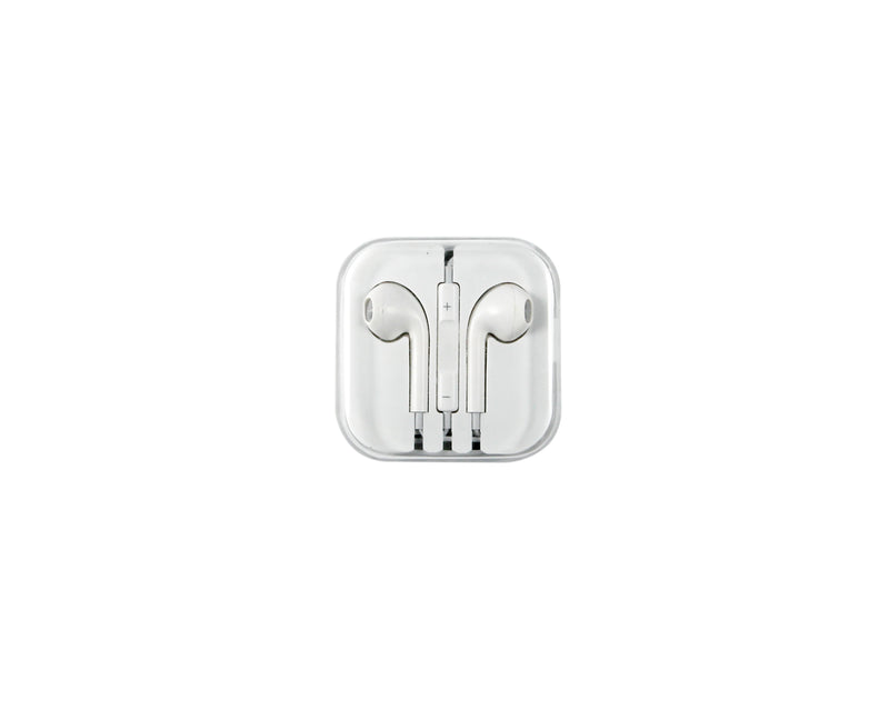 UK Stock Ear Buds in Square PP Box