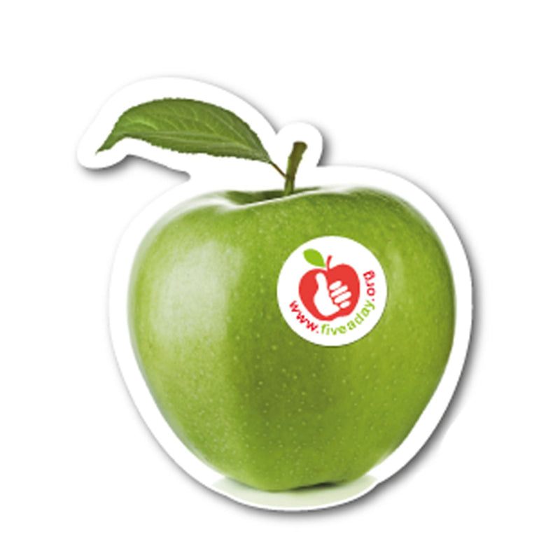Apple Fridge Magnet 77mm x 85mm