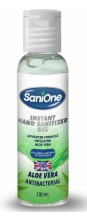 CLEARANCE - 100ml Santisers - 75 % Alcohol - PRICE DROP! (new stock)