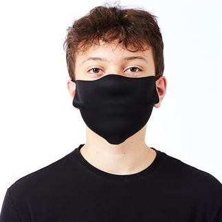 Polyester Face Mask Plain
