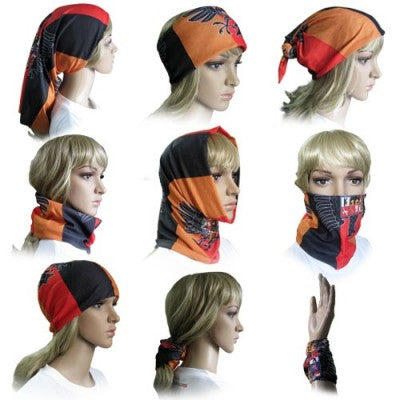 Tubular Bandana / Face Scarf - Full Colour Branded