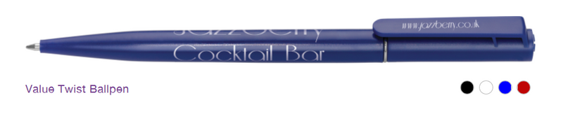 Value Twist Promotional Ballpen