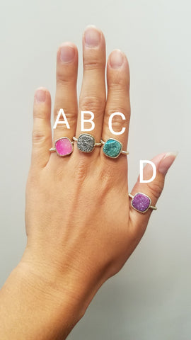 Rings-Size 8