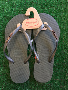 HAVAIANAS GREEN OLIVE