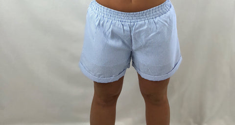 Caribbean Shorts Blue