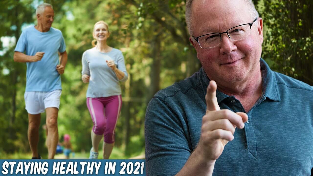 10 Ways to Stay Healthy in 2021 & Naturally Raise Men's Testosterone | Facebook Live