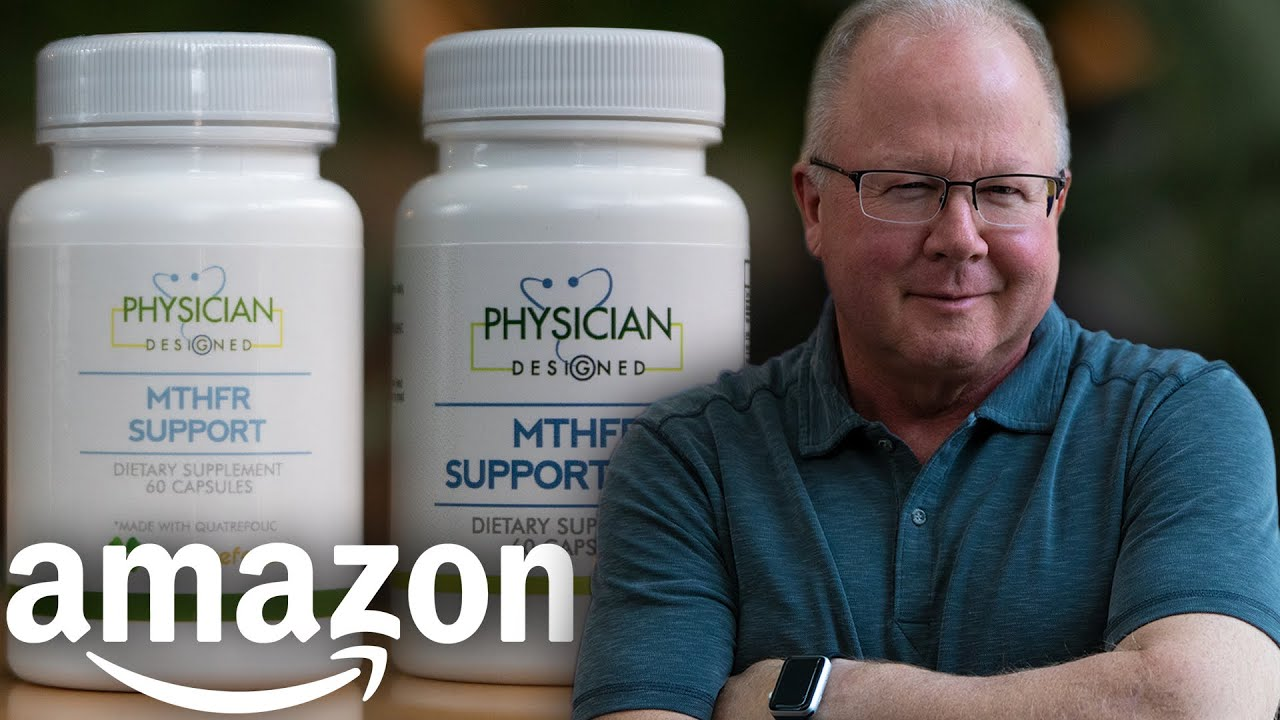 Amazon's Choice MTHFR Support Product!