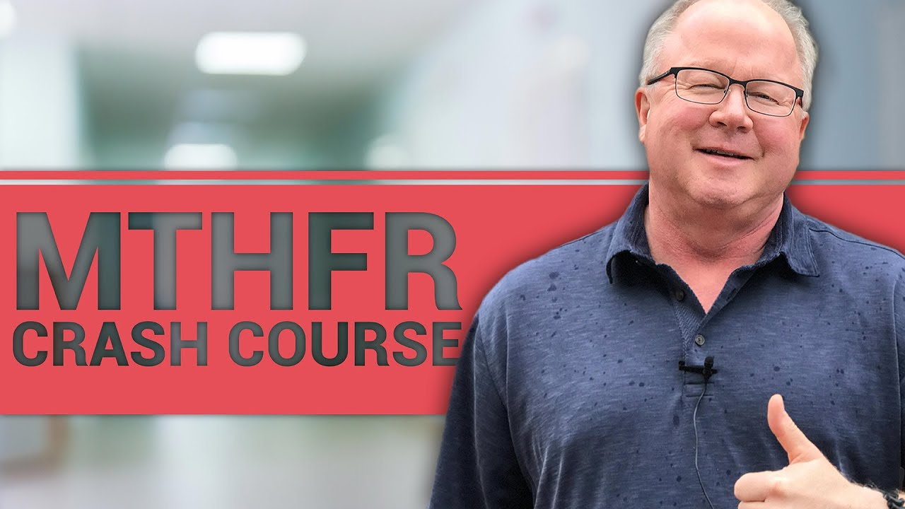 Crash Course on MTHFR & Genetic Terminology