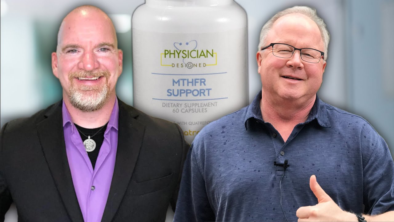 Dr. Purser and Dr. Gabe Roberts Discuss the Effects of MTHFR