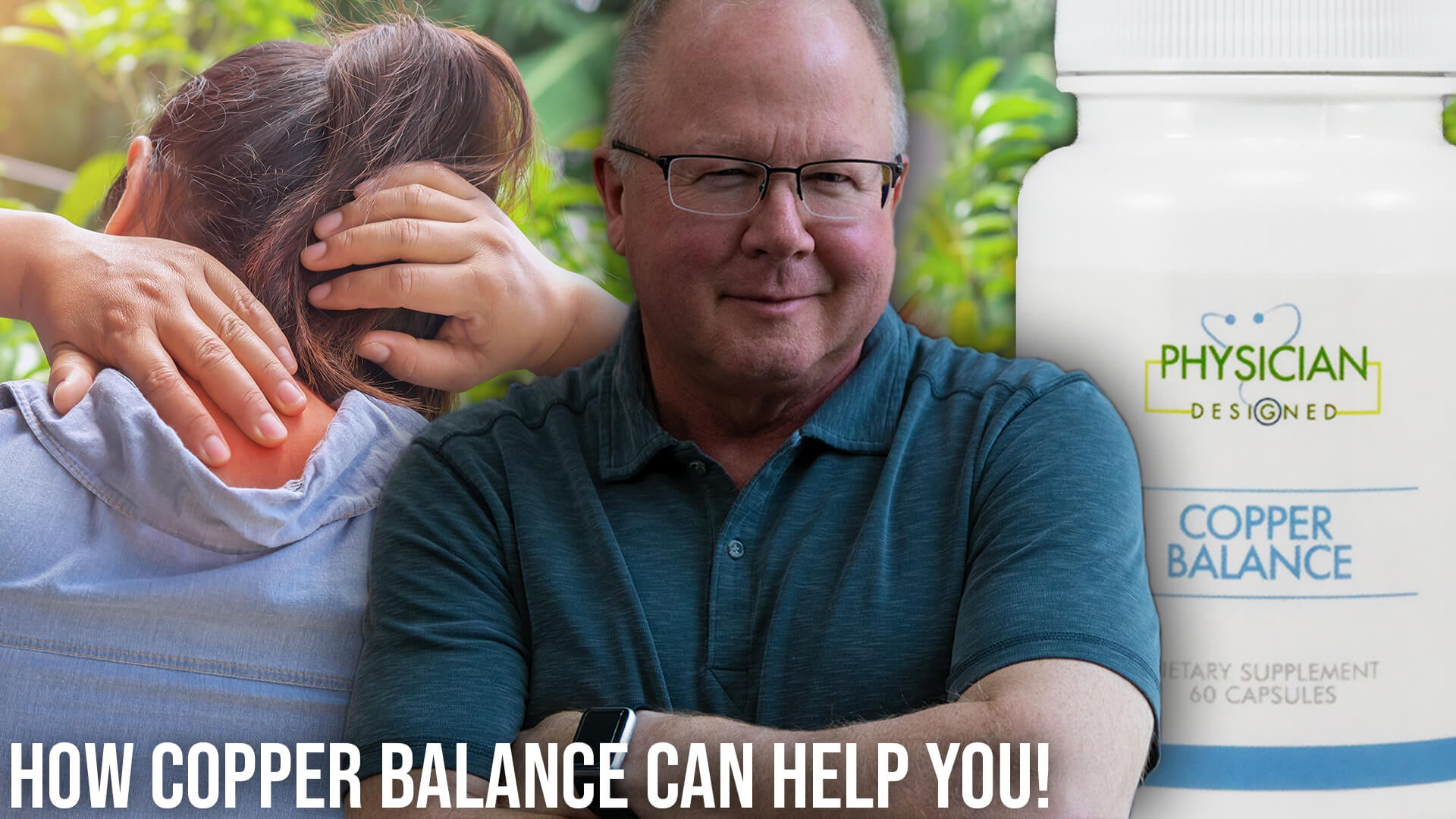 Learn How Copper Balance Can Help Your Fibromyalgia Symptoms!