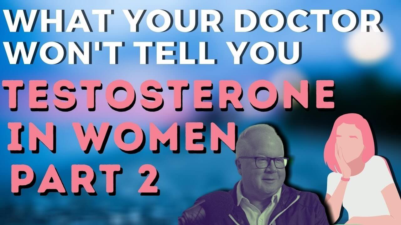 Testosterone Fun for Women | Live Q&A with Dan Purser MD