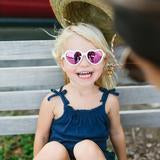 Babiators The Sweetheart Polarized Sunglasses