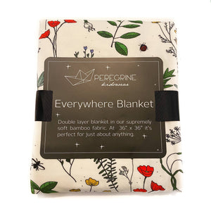 Botanical Bamboo Everywhere Blanket