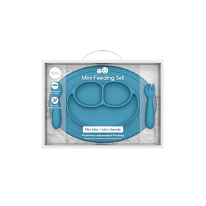 Mini Feeding Set - Blue