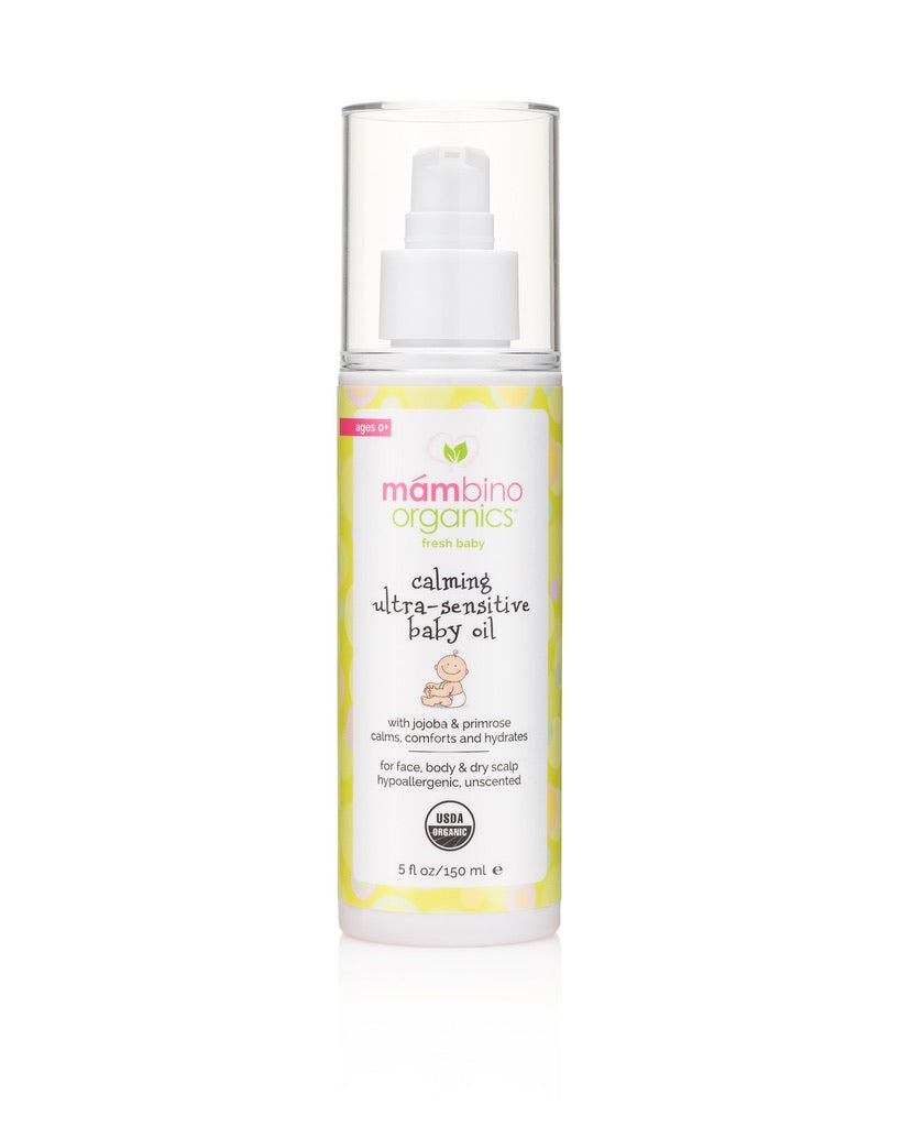 Calming Ultra-Sensitive Baby Oil
