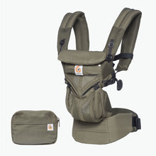 Omni 360 baby carrier all-in-one Cool Air Mesh - Khaki Green