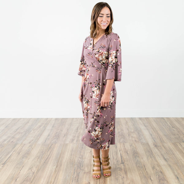 Marinna Printed Dress