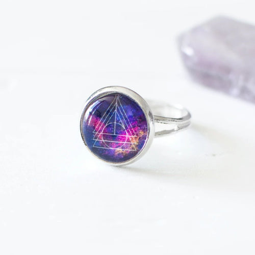 Triangle Galaxy Ring