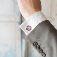 Orion Nebula Cufflinks