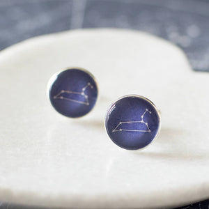 Leo Constellation Cufflinks