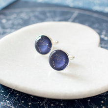 Libra Constellation Cufflinks