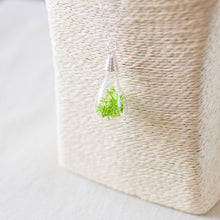 Green Moss Necklace