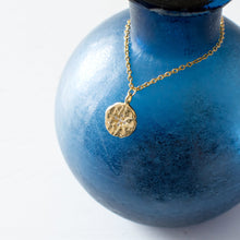 Gold North Star Pendant Necklace
