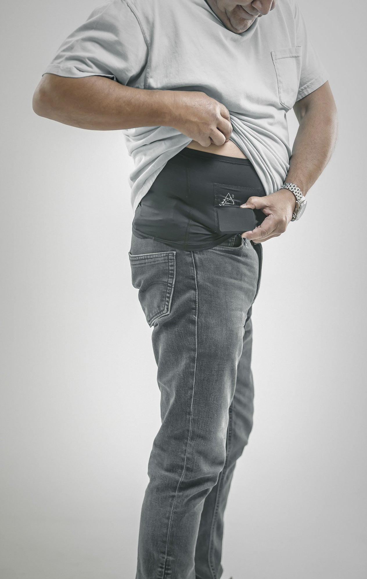 Adult Insulin Pump Pocket Band