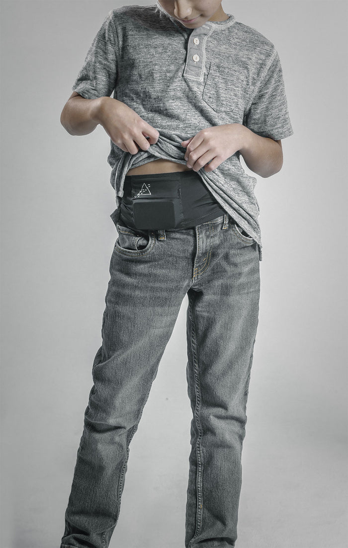 Youth Insulin Pump Pocket Band