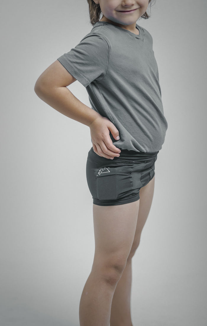 Boy's Insulin Pump Pocket Boxer Briefs
